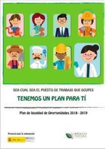plan igualdad limpiezas unidas